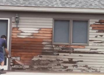 residential-sandblasting-tulsa oklahoma-blasting-paint-off-of-exterior-of-house